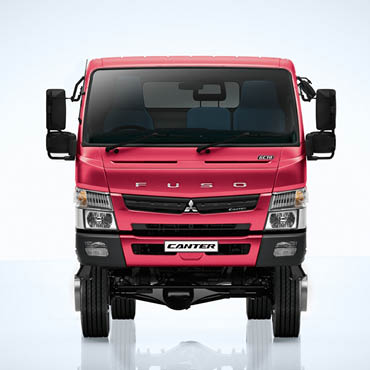 Canter 6.5t 4x4: image
