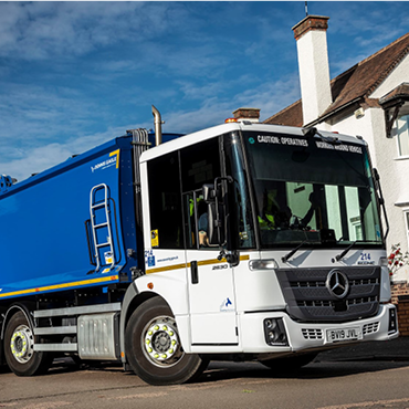 Mercedes-Benz Econic delivers cost savings and safety benefits for Coventry City Council : image