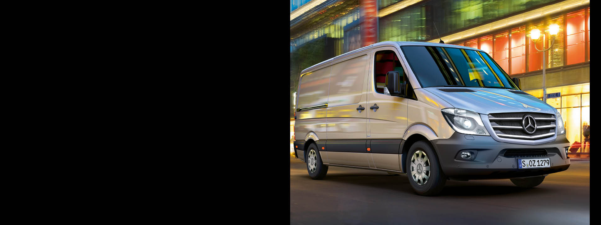 2 Sprinter services for just £349*