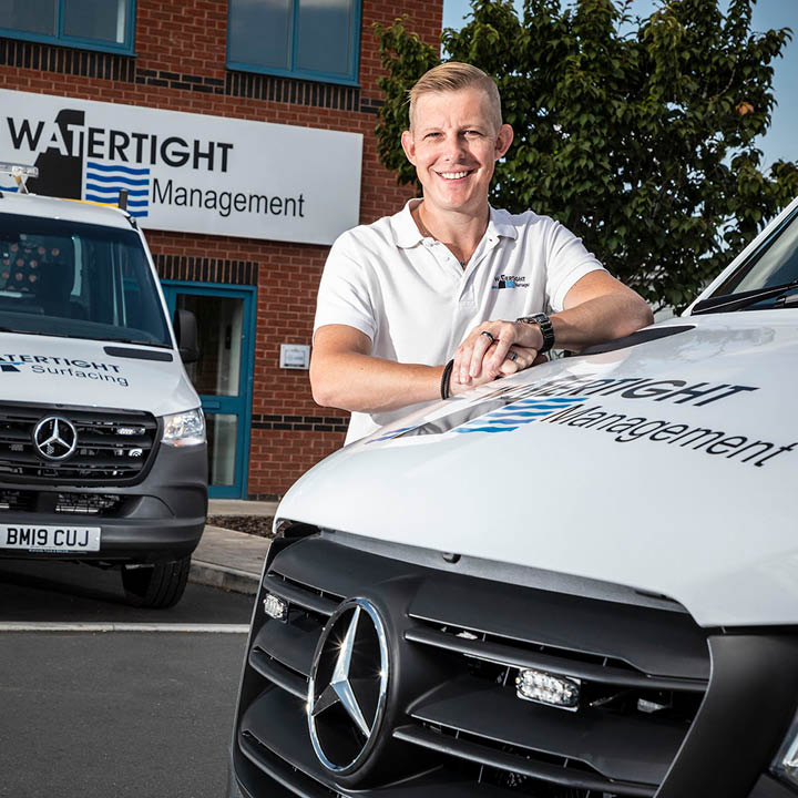 Watertight taps into Mercedes-Benz Sprinter's reliability and pulling power: image